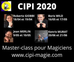CIPI stages de magie
